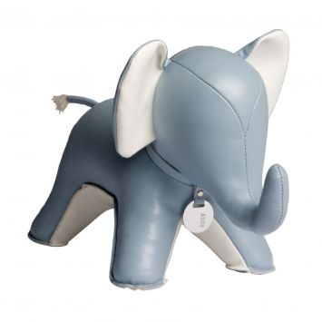 Abby the Elephant Bookend