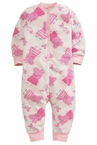 Peppa pig onesie - M&S