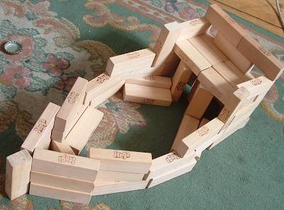 how to build a kangaroo with blocks