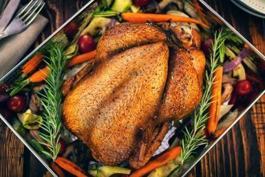 Italian Herb Turkey Marinade for Injection