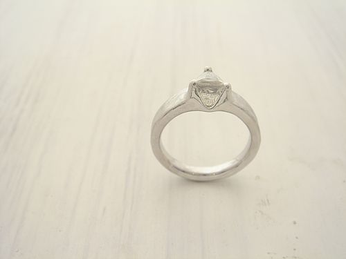 ZORRO Order Collection - Engagement Ring - 015