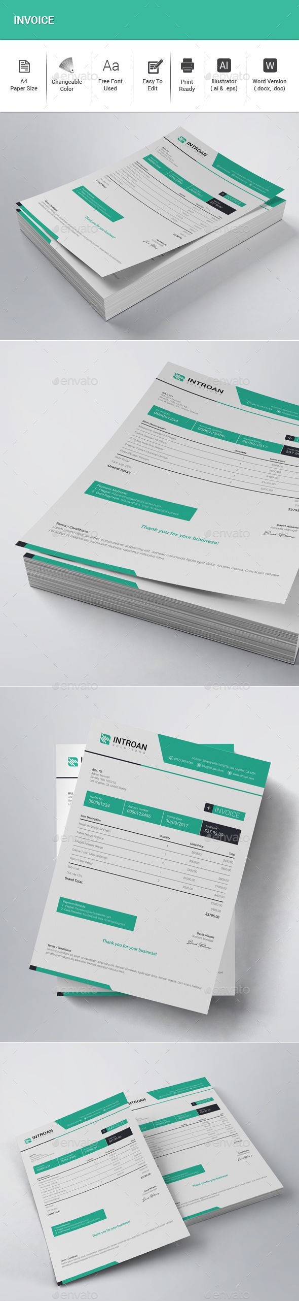 Project Proposal Template See more from GraphicRiver