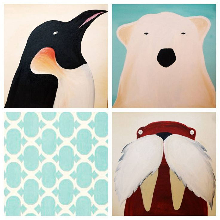 Bedroom Paint Colour Ideas Bedroom Blinds Ideas Bedroom Ideas Industrial Baby Boy Bedroom Wall Stickers: 17 Best Images About Arctic Animals Nursery On Pinterest