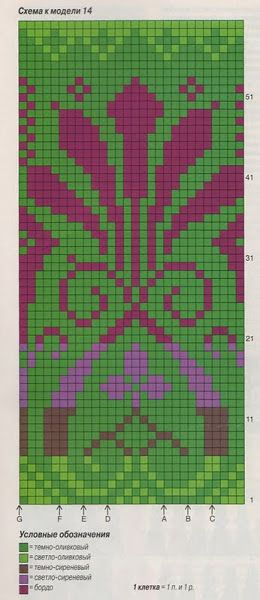 Knitting Pattern Design Grid : 775 best grid patterns images on Pinterest