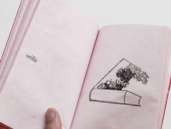 Título Palabras de Grassa Toro 30 páginas. Blanco y negro. 105 x 150 Madrid, Feria del libro de Madrid, 2009