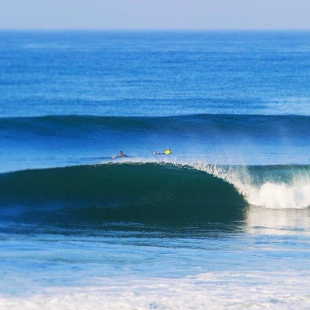 A perdy lil right at Lower Trestles