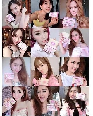 12 X JELLY PURE SOAP BY JELLYS ANTI-AGING WHITENING HEALTHY SKIN 100G + Tracking