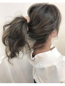 「ブルームデコラ」外国人風イルミナ ヘアカラー/Blume DECORA【ブルーム デコラ】をご紹介。2017年夏の最新ヘアスタイルを100万点以上掲載!ミディアム、ショート、ボブなど豊富な条件でヘアスタイル・髪型・アレンジをチェック。