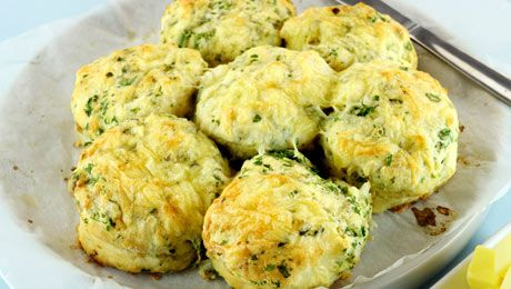 kevin dundon recipes | These savory scones are delicious with just butter.