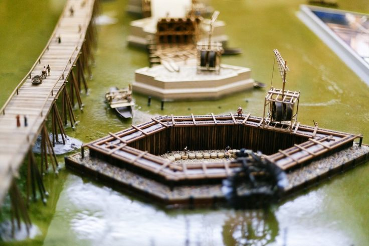 Model Karlova mostu | Muzeum Karlova mostu