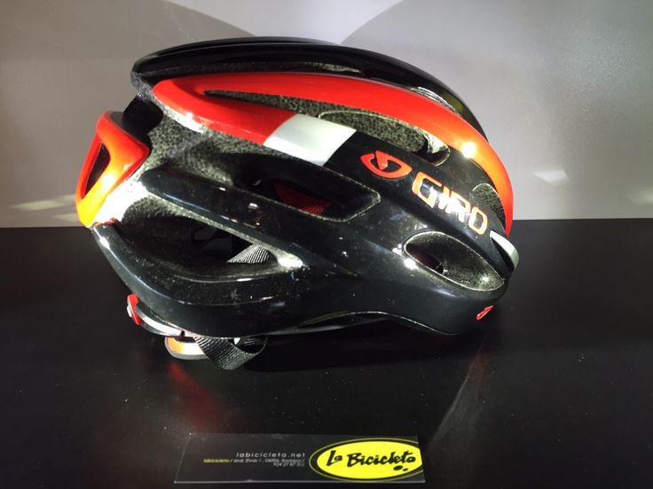 #casco #ciclismo #carretera #road #LaBicicleta GIRO FORAY