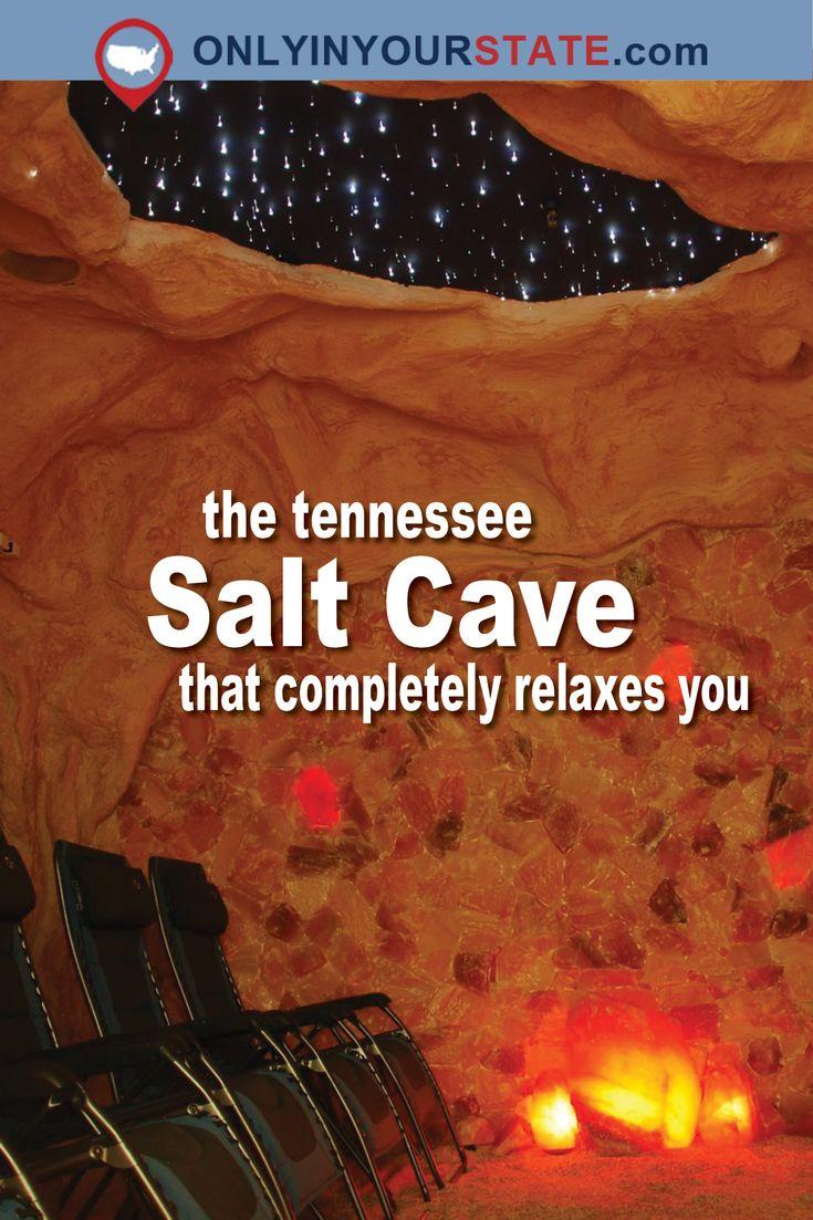 Travel   Tennessee   Salt Cave   Relaxation   Himalayan Salt
