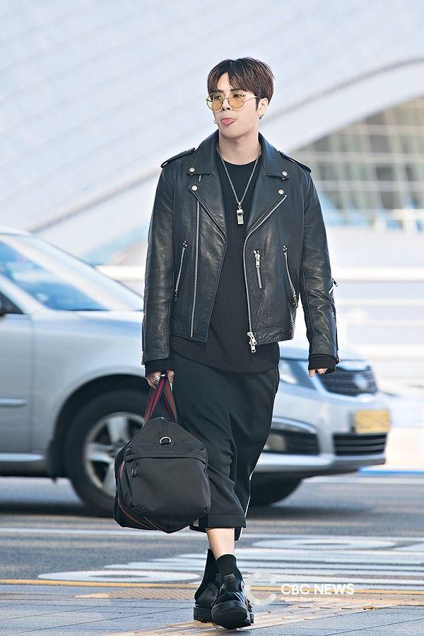 Got7 Airport Fashion Tumblr Korean Airport Fashion Airport Fashion Kpop Airport Style