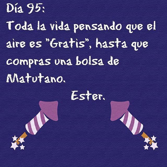 Día 95 #día95 #Ester  #2016  #Aire #Gratis