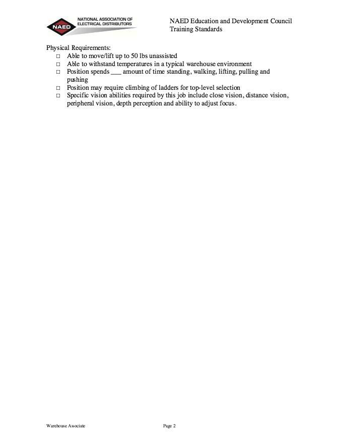 Warehouse Associate Job Description Resume - http://resumesdesign.com/warehouse-associate-job-description-resume/