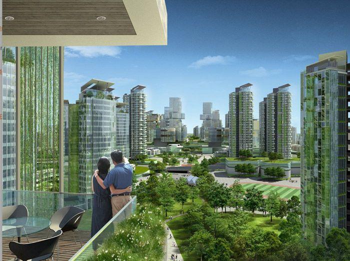 Cidades Sustentáveis do Futuro