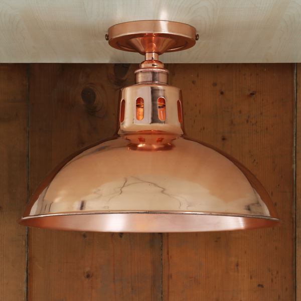 Berlin vintage ceiling light