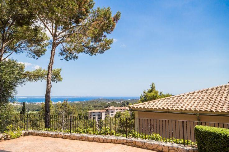 Son Vida, Palma de Mallorca: Nyrenoverad lägenhet i Son Vida