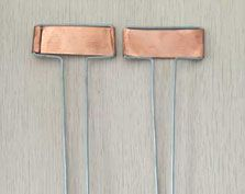 Plant Markers In Metal  http://www.jlgreenhousesupplies.com/product/plant-labels-and-markers/