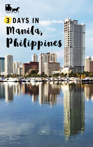 3 days in Manila, Philippines - A Travel Guide by Lizzie Meets World