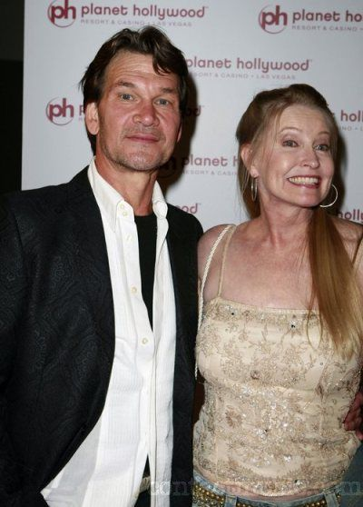 Patrick Swayze And His Brother | Patrick Swayze: Cancer Has Spread To Liver