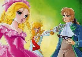Versailles No Bara threesome