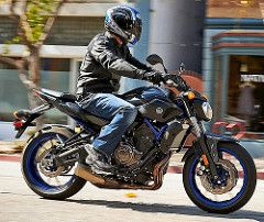 Yamaha MT-07 700 2016 - 25