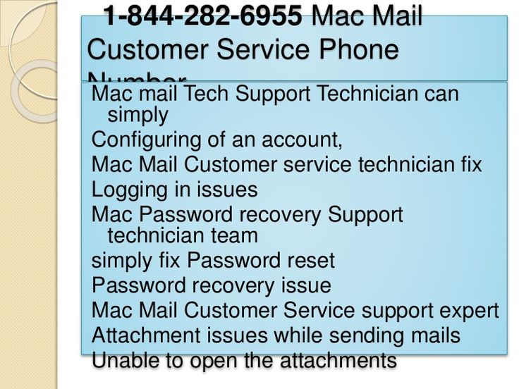 17 Best images about Apple MAC Mail Technical Customer Service ...