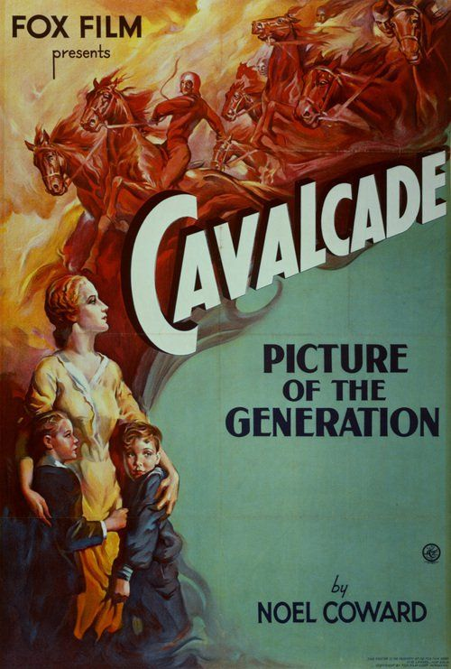 Cavalcade (1933) Full Movie Streaming HD