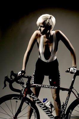 isay: Stephanie Clerckx. My favourite Belgian.