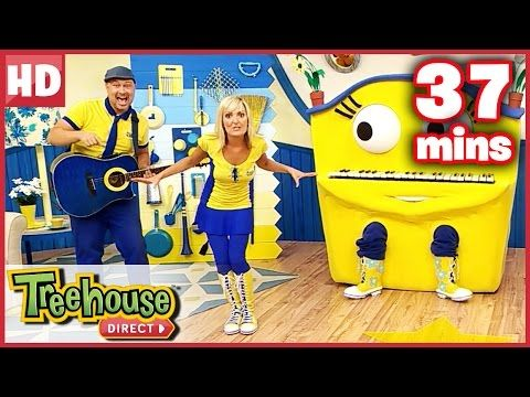 Splash'N Boots Top 10 Videos of the Summer Compilation! | Songs for Kids by Treehouse Direct - YouTube