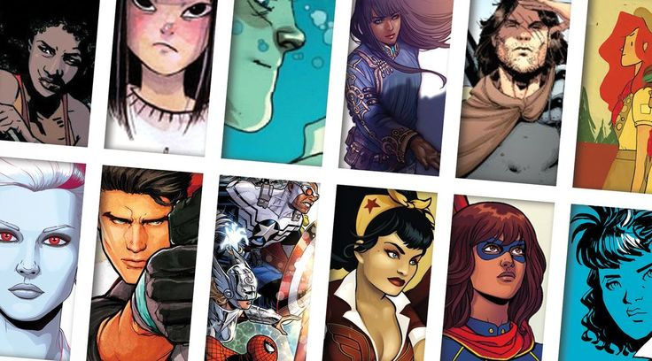 It wasn't easy to pick just 12, but here are the best comic books of 2015.