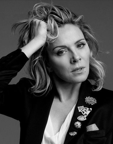 Kim Cattrall - got to be one of the prettiest for her age and love her in Sex and the city