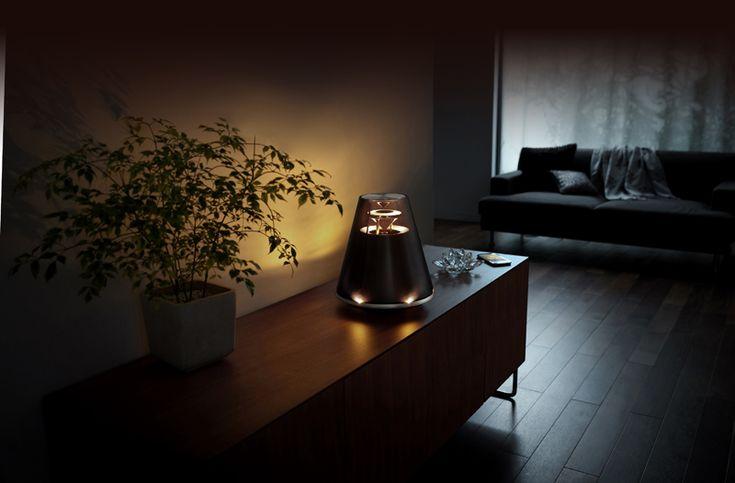 Lighting audio system [Relit series LSX-70/ LSX-170]   历届获奖作品   Good Design Award
