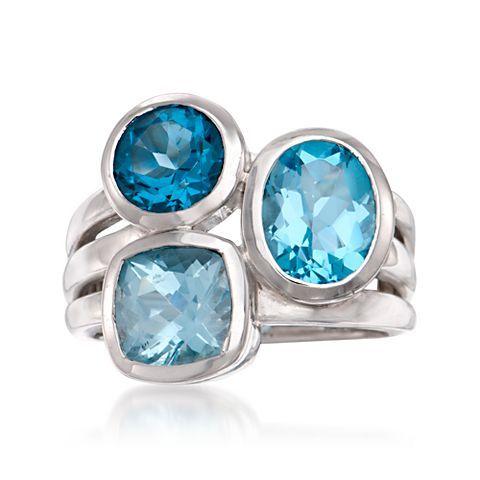 146 Best Images About Gemstones On Pinterest Blue Topaz