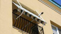 Copertine Parasolar Retractabile cu Brate Fixe si Role Mobile Clasice