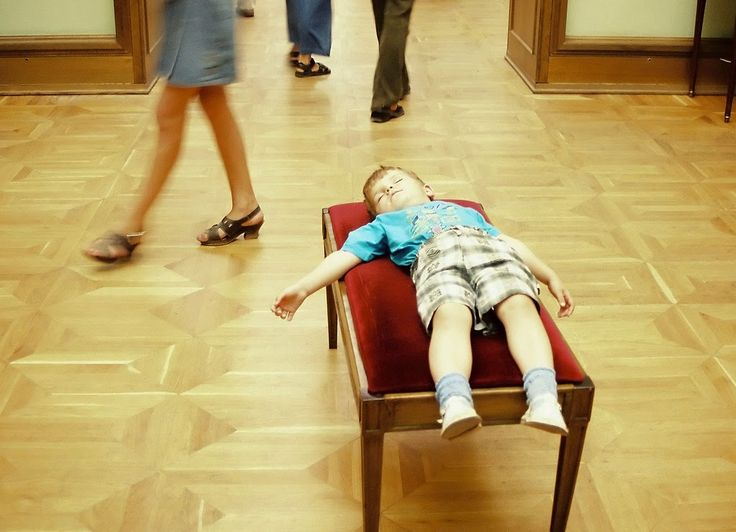 """Some great tips in here - and for museums too - """"Preparing art museums for children"""" from On- Exhibit."""