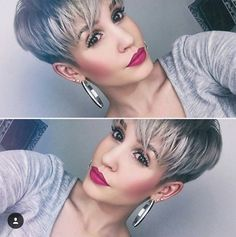Layered Short Haircut - Easy, Everyday Hairstyles for Women