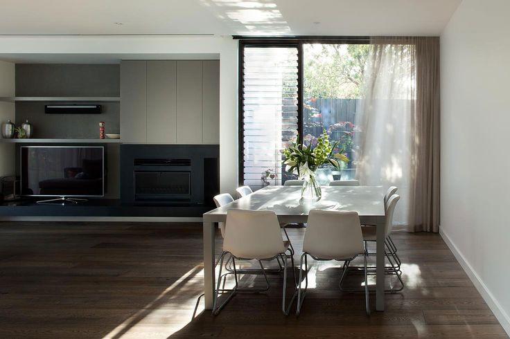 kitchen  dining - Brighton House by InForm Design