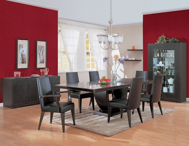 Contemporary Dining Room Sets 25