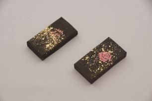 [Sumi Ink Stick] HANA (FLOWER) Can't believe sumi ink sticks can be decorated!