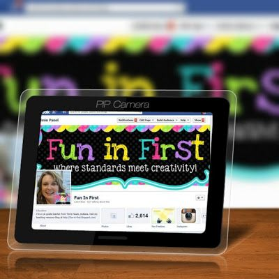 Fun in First Blog {Ideas and Resources for Primary Teachers}