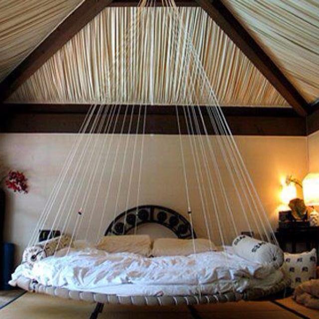 hammock bed home sweet home pinterest