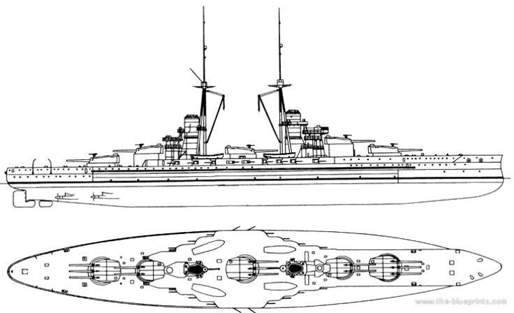 RNI Giulio Cesare Battleship