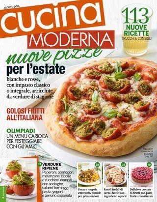 Cucina moderna agosto 2016