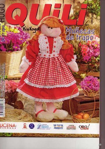 qulli bonecas de trapo - Joelma Patch - Álbumes web de Picasa