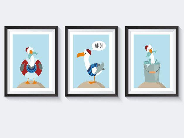 Kinderbilder, Kinderzimmer, Poster Kinderzimmer Jungen, Bilder ...