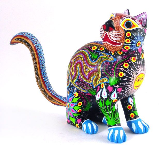Best images about oaxacan creatures alebrijes on