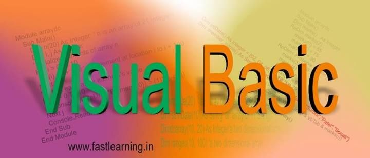 VB.Net is a simple, modern, object-oriented computer programming language developed by Microsoft to combine the power of .NET Framework and the common language runtime with the productivity benefits that are the hallmark of Visual Basic.