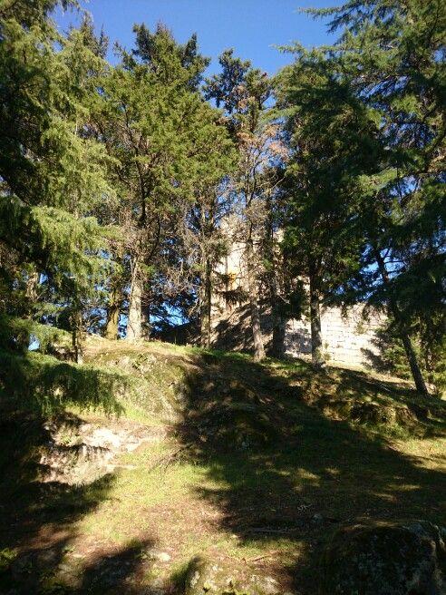 Castillo villasobroso - Mondariz